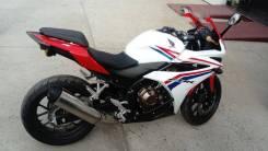 Honda CBR 400R, 2016