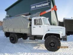 ГАЗ-33081, 2013