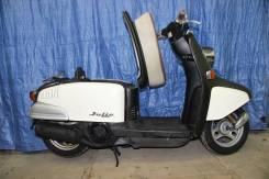 Honda Julio. 49куб. см., исправен, без птс, без пробега
