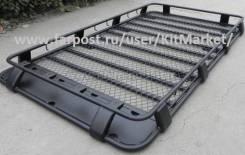 Багажник на крышу экспедиционный, металлический 220 х 125