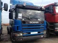 Продам Scania P 340 тягач 2007г в разбор