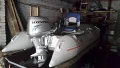 Продам лодочный мотор Honda BF-30