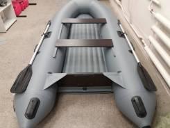 Лодка Compass B 320 IFT с надувным дном Новая!