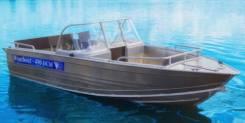 Wyatboat. 2019 год, длина 5,04м., двигатель без двигателя, 60,00л.с., бензин. Под заказ