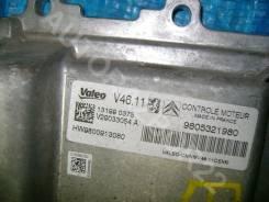 Блок управления двс. Peugeot 301 Citroen C-Elysee, D EB2M