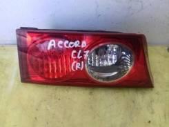 Стоп-сигнал, правый задний Honda Accord, CL7