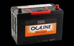 Аккумулятор AlphaLine SD 100 а/ч (115D31) L/R ССА 850А