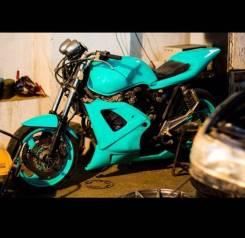 Honda CB 400, 1999