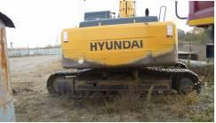 Hyundai R320LC-7, 2011