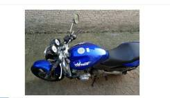 Honda CB600, 1998