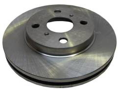 Диск тормозной передний Toyota Probox(Succeed) NCP50, NCP51, NCP55, NC
