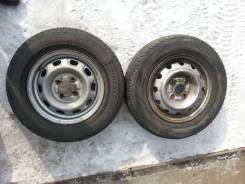Bridgestone B700AQ. Летние, 2009 год, 50%