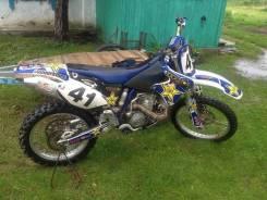 Yamaha YZ, 2002