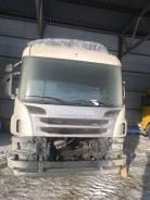 Scania P440 6x4 седельный тягач 2013 г. в., белый