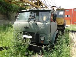 Ивановец КС-3562Б. Автокран МАЗ 5334 КС-3562 Б, 11 440куб. см., 13,40м.