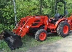 Трактор Kioti CK3510 с ковшом, 2017