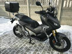 Honda X-ADV 750 Specifications, 2017