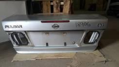 Крышка багажника. Nissan Pulsar, EN15, FN15, FNN15, HN15, JN15, SN15, SNN15, HNN15 GA15DE, GA16DE, SR16VE, SR18DE