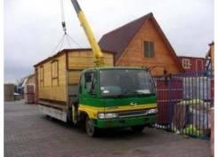 Манипулятор грузоперевозки 5-15 тонн
