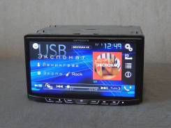 Carrozzeria FH-9100 DVD Процессор DSP USB Bluetooth MP3 DVD/CD Япония!
