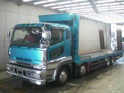 Mitsubishi Fuso Super Great, 1999