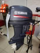 Yamaha. 40,00л.с., 2-тактный, бензиновый, нога S (381 мм), 2020 год