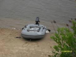 Лодка флинк 280 и мотор парсун 3.6