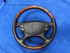 Руль. Mercedes-Benz E-Class, S211, W211