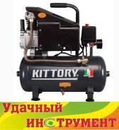 Компрессор с прямой передачей Kittory KAC-15, 0,75 кВт, 160 л/мин