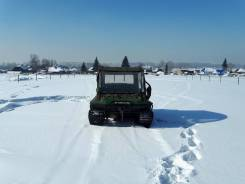 Viking. Вездеход снегоболотоход амфибия Викинг Kohler 775, 750куб. см., 600кг., 450кг.