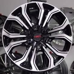 Новые диски R18 TRD на Toyota Land Cruiser Prado 120 150