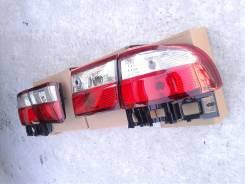 Комплект Стоп-сигналы + Вcтaвки Toyota Corona 190 Carina E Хрусталь