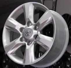 Новые диски R17 на Toyota Land Cruiser Prada Lexus GX