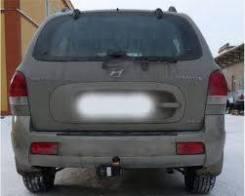 Фаркоп Hyundai Santa FE Classic 2000-2012