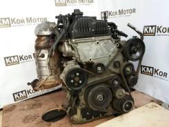 Двигатель 2,2 л Hyundai Santa Fe. D4HB.