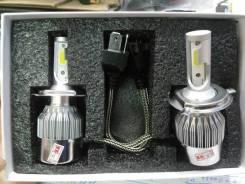 Светодиодные лампы LED, 6000K. 12V, 24V (36 Ватт). Встроенное охлажд.