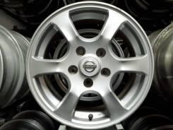 """Nissan. 6.0x15"""", 5x114.30, ET45, ЦО 66,1мм."""
