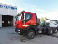 Iveco Trakker. Продам новый тягач 633910, 6х6, 13 000куб. см., 90 000кг., 6x6