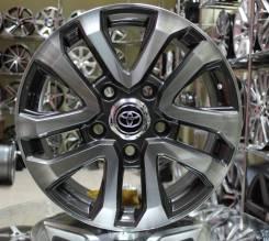 Новые диски R20 5х150 от Toyota Land Cruiser 200 Executive