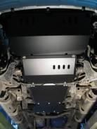 Защита двигателя железная. Kia Mohave, HM Kia Sorento, BL Kia Sportage, JA, K00 Mitsubishi Pajero Mini, 53A, H53A, H58A Mitsubishi L200, KB4T, KK, KL...