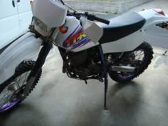 Yamaha TTR 250 в разбор