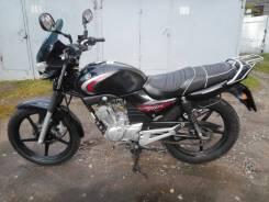 Yamaha YBR 125, 2009
