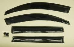 Ветровики (дефлекторы боковых окон) Toyota Vanguard