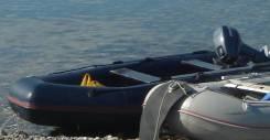 Продам лодку ПВХ Nissan Marran с мотором Yamaha 15