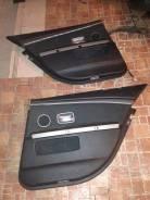 Обшивка двери. BMW 7-Series, E65, E66 M54B30, M57D30TU2, M67D44, N52B30, N62B36, N62B40, N62B44, N62B48, N73B60