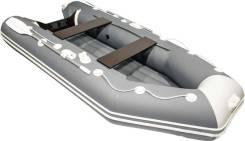 Лодка ПВХ АКВА 3200 НДНД + мотор Seanovo T9.8BMS по Акции