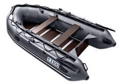 Лодка ПВХ Apache (Апачи) 3300 СК + мотор Seanovo T9,9 BMS Акция