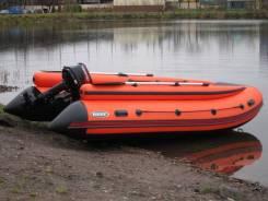 Лодка в отличном состоянии