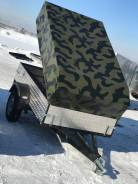 Легковой прицеп Alaska turist Kamo new от ТеRRитории прицепов-Сурнова
