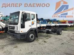 Daewoo Novus. Шасси 7 тонн 2017год, 5 890куб. см., 4x2